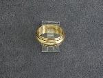 Lot: 2994 - 14K BAND RING