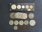 Lot: 2999 - 1963 PROOF SET & (10) 1921 MORGAN DOLLARS