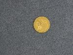 Lot: 3009 - 1925-D $2.50 GOLD DOLLAR