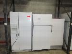 Lot: A-3 - (3) Refrigerators