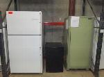 Lot: A-4 - (3) Refrigerators