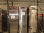 Lot: A-9 - (3) Rethermalization Cabinets