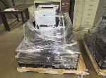 Lot: F-9 - Chairs, Computer CPUs, Monitors, Printers