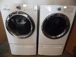 Lot: A5780 - Working Frigidaire Affinity Washer Dryer Set