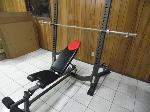 Lot: A5789 - Bowflex Incline Decline Olympic Weight Bench