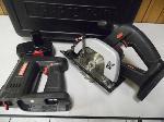 Lot: A5811 - Craftsman Power Tools