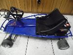 Lot: A5818 - Working Razor Ground Force Drifter Go Cart