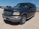 Lot: 10 - 2001 FORD EXPEDITION SUV