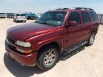 Lot: 18 - 2003 CHEVY TAHOE SUV