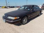 Lot: 20 - 1992 FORD CROWN VICTORIA