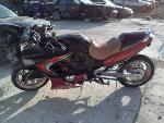Lot: 1 - 2007 SUZUKI MOTORCYCLE