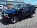 Lot: 4 - 2002 CHEVY BLAZER SUV