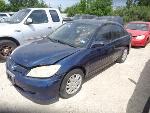 Lot: 5-43072 - 2004 Honda Civic