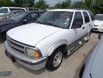 Lot: 9-42983 - 1996 Chevrolet Blazer SUV