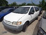 Lot: 12-42971 - 2000 Toyota Sienna Van