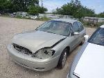 Lot: 19-42599 - 2007 Ford Taurus