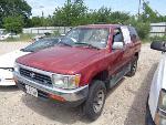 Lot: 21-43035 - 1995 Toyota 4Runner SUV