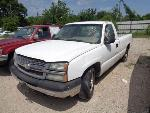 Lot: 22-42759 - 2003 Chevrolet Silverado 1500 Pickup