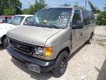 Lot: 23-42667 - 2003 Ford E-150 Van