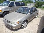Lot: 24-42741 - 1998 Toyota Corolla