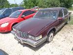 Lot: 34-42727 - 1991 Cadillac DeVille