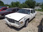 Lot: 35-43129 - 1992 Cadillac DeVille