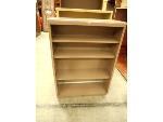 Lot: 1471 - Metal Bookshelf