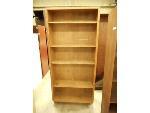 Lot: 1478 - Wooden Bookshelf