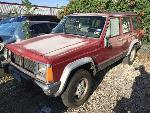 Lot: 110279 - 1992 Jeep Cherokee SUV