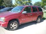 Lot: V414 - 2003 Chevy Trailblazer SUV