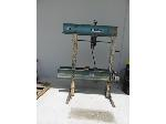 Lot: 61.UV - OTC 30 TON HYDRAULIC SHOP PRESS MODEL 422-1