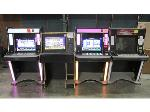 Lot: 23 - (4) Gaming Machines<BR><span style=color:red>THIS IS A RESTRICTED AUCTION</span>