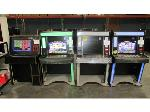 Lot: 27 - (4) Gaming Machines<BR><span style=color:red>THIS IS A RESTRICTED AUCTION<BR>Updated 6/28/17</span>