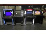 Lot: 28 - (4) Gaming Machines<BR><span style=color:red>THIS IS A RESTRICTED AUCTION<BR>Updated 6/28/17</span>