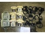 Lot: 177.AUSTIN - (8) TELEPHONES & (16) HEADPHONES/HEAD SETS