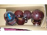 Lot: 02-18900 - Baseball/Softball Helmets & Jackets