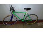 Lot: 02-18929 - Fixed. Green Bike Bike