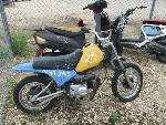 Lot: 0626-23 - 2014 YAMAHA BUDDY 50 MOTORCYCLE