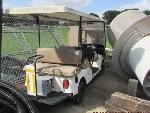 Lot: 1 - 2005 E-Z Go Golf Cart - Missing Parts