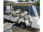 Lot: 5 - 1996 Cushman Golf Cart