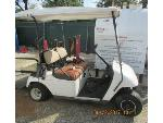 Lot: 19 - 1999 Cushman Golf Cart - Missing Parts