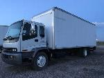 Lot: RL39874.PPP - 2007 ISUZU BOX TRUCK