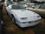 Lot: 01-890460 - 1983 CHEVROLET CAMARO