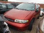 Lot: 04-895089 - 1997 NISSAN QUEST VAN