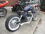 Lot: 18-895337 - 2007 SUZUKI MOTORCYCLE LS650