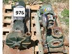 Lot: 976 - (2) Aurora Pumps