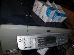 Lot: 60.PU - HP Officejet 6310 Aio With 3 Cartridges