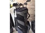 Lot: 76.PU - Nike Golf Bag  With Irons