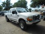 Lot: 59 - 2000 FORD F250 4X4 PICKUP