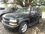 Lot: 64 - 2003 CHEVY TAHOE Z71 4X4 SUV